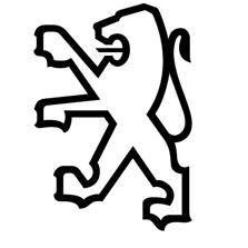 logo peugeot ancien
